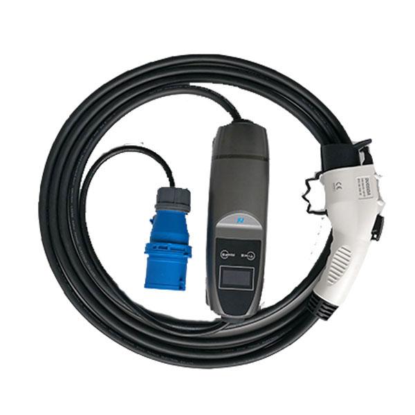240v charger for evse