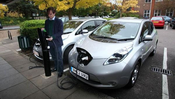 portable car charging